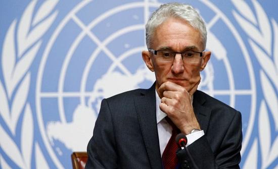 مساعد أمين عام الأمم المتحدة يزور المنطقة العسكرية الشرقية