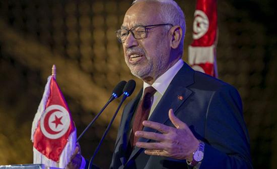 الغنوشي: مبادرة حل الأزمة لم تلق تجاوبًا من الرئيس التونسي