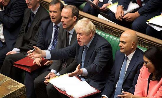 المعارضة البريطانية ترفض دعم مقترح  جونسون لإجراء انتخابات مبكرة