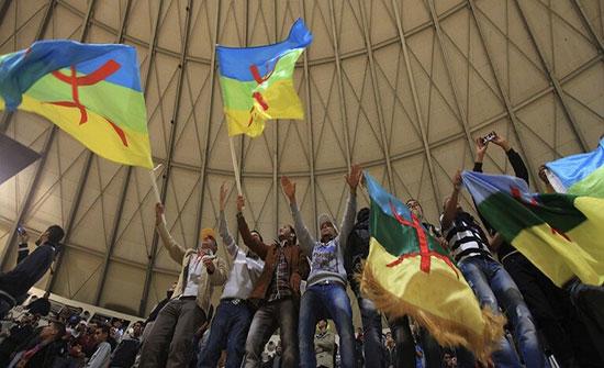 الجزائر.. البدء بمحاكمة متظاهرين رفعوا الراية الأمازيغية خلال مظاهرات