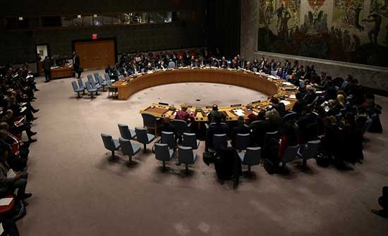 جلسة طارئة لمجلس الأمن الأربعاء حول حادثة الطائرة في بيلاروسيا