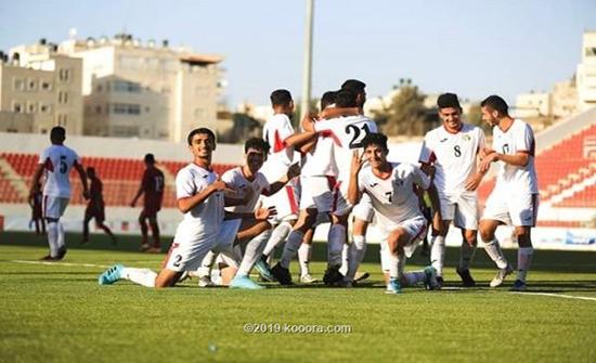 بالفيديو : منتخب الشباب يفوز على قطر ويتأهل لنصف نهائي غرب آسيا