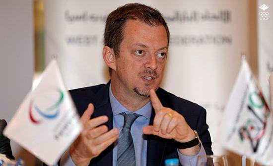 رئيس اللجنة البارالمبية الدولية يشيد باستضافة الاردن لدورة العاب غرب آسيا البارالمبية