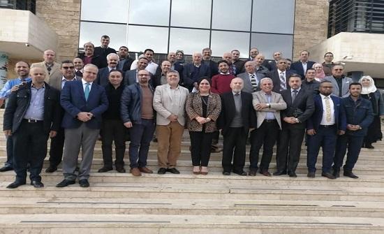 """خلوة أكاديمية لأعمال """"عمان العربية"""" تبحث القضايا الاستراتيجية"""