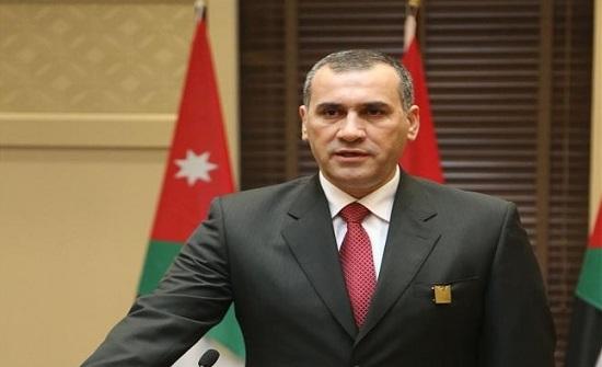 النّسور سفيرا للأردن لدى إثيوبيا