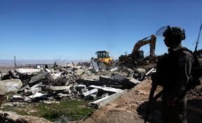الاحتلال يهدم منزلا شمال غرب بيت لحم