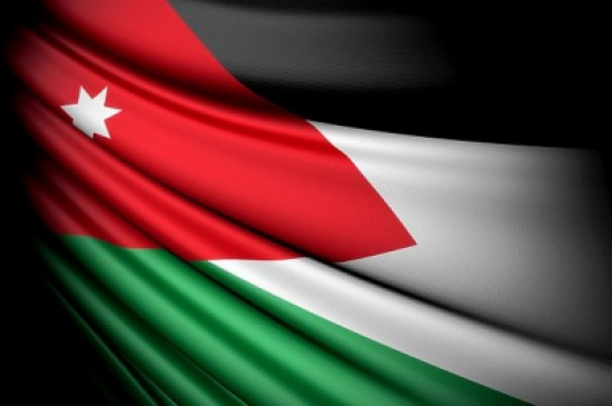 عمان تتزين بالعلم الأردني بمناسبة عيد الإستقلال