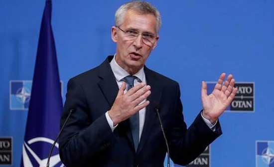 ستولتنبرغ: التعاون الروسي الصيني الجديد يهدد الناتو