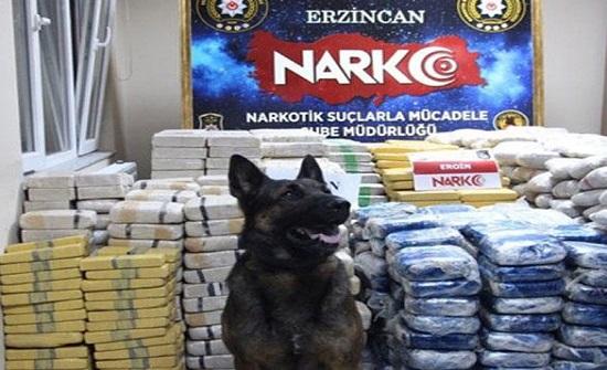 مخدرات تتدفق مع مياه الصرف الصحي بإسطنبول