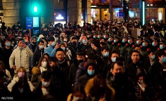 """""""عودة كورونا"""" إلى الصين.. تصنيف أجزاء كمناطق """"عالية الخطورة"""""""
