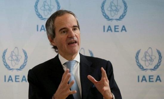 المدير العام للوكالة الدولية للطاقة الذرية يزور طهران