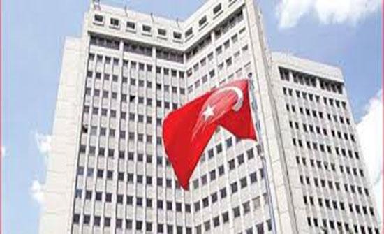 """تركيا تنفي وقوع أي أضرار على المدنيين خلال """"نبع السلام"""""""