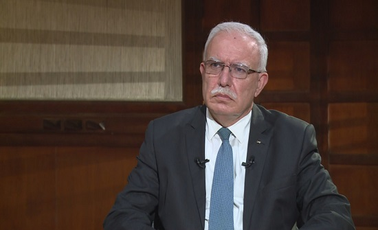 وزير الخارجية الفلسطيني: الأردن بادر بصياغة قرارات اجتماع القاهرة المهمة للغاية