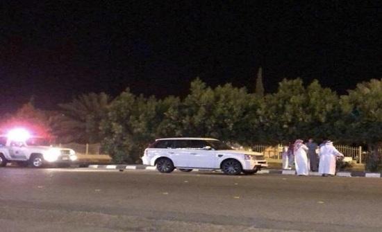 وفاة أردني في السعودية دهسا