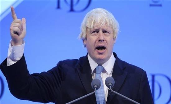 بوريس جونسون يفوز بزعامة حزب المحافظين في بريطانيا