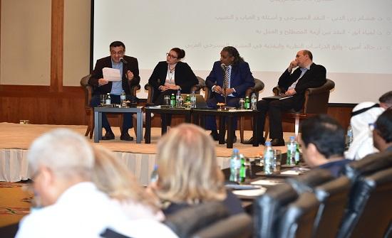ندوة فكرية تعاين واقع النقد في المسرح العربي ضمن مهرجان الكويت الـ20
