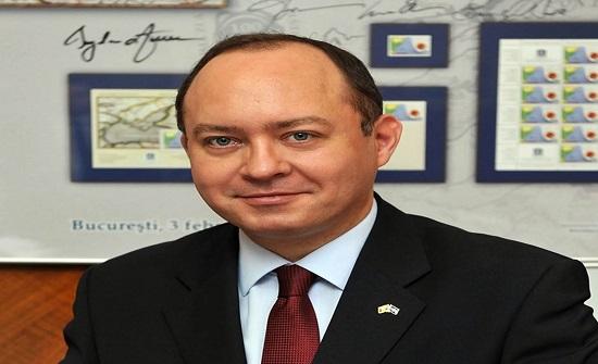 وزير الخارجية الروماني: الأردن شريك مميز وموثوق في المنطقة
