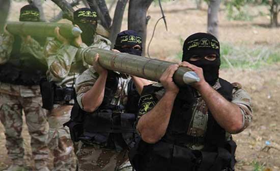 غزة: المقاومة الشعبية تقصف بالصواريخ موقعا عسكريا إسرائيليا