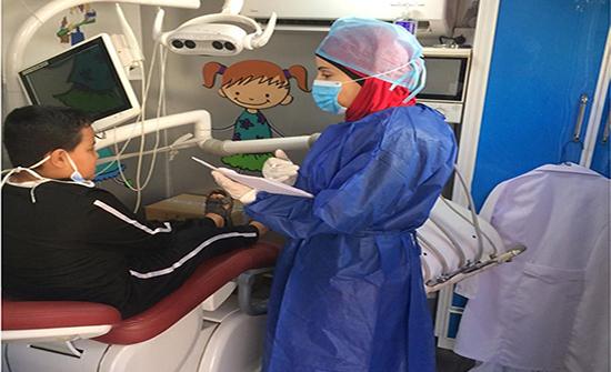 جولة جديدة لعيادة زين المجانية في محافظات المملكة