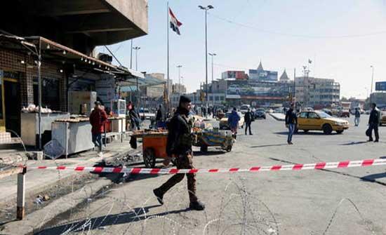 جريمة مروعة تهز العراق.. رجل ينحر متسولا (فيديو)