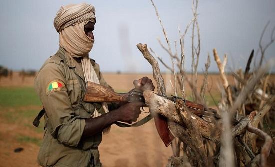 مقتل 53 جنديا بهجوم على موقع عسكري في مالي