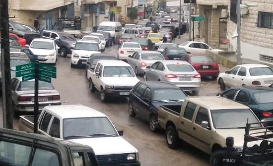 خطة امنية ومرورية خلال عطلة العيد في عجلون