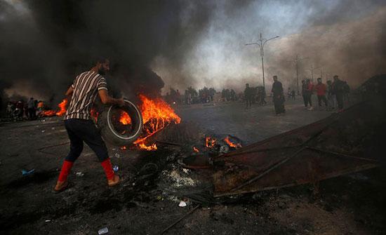 جنوب العراق.. مقتل 13 متظاهراً خلال 24 ساعة
