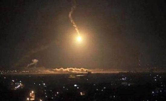 الجيش العراقي: سقوط صاروخ بمحيط مطار بغداد