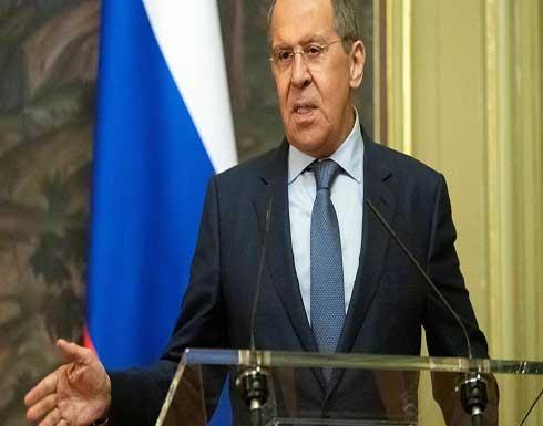 وزير الخارجية الروسي: جولة مفاوضات جديدة مع واشنطن حول الأمن السيبراني قريبا