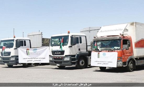 الشبلي: الأردن أول دولة وصلت إلى غزة ثاني أيام العدوان