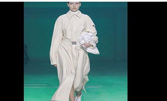 """بالصور: """"لاكوست"""" تعرض مجموعة شتاء 2019 بأسبوع الموضة في باريس"""