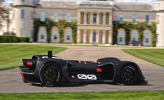 «Roborace» تدخل موسوعة غينيس لأسرع سيارة ذاتية القيادة في العالم