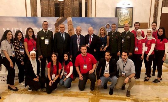 انطلاق أعمال المؤتمر الجراحي بمشاركة عربية ودولية