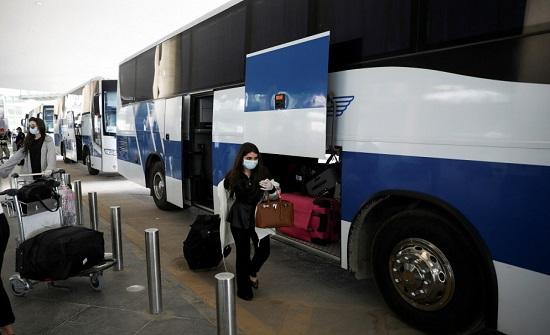 276 راكبا وصلوا من شيكاغو ضمن رحلات المرحلة 3 لعودة الأردنيين