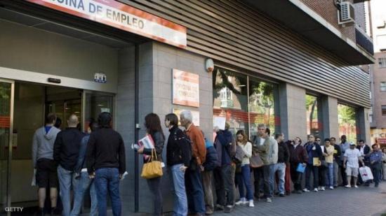 تراجع أعداد العاطلين عن العمل في بريطانيا