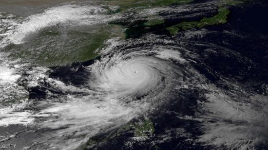 الصين تغلق المدارس في شنجهاي تحسبا لإعصار تشانتو