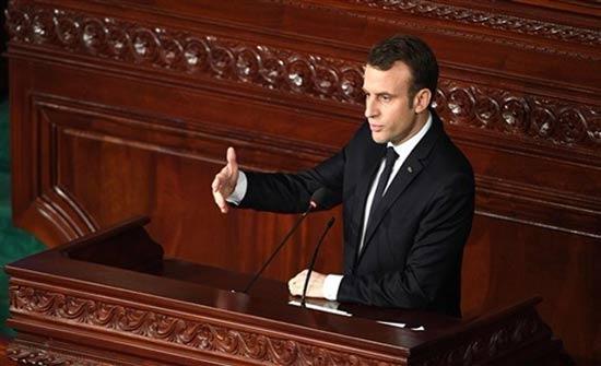 الرئيس الفرنسي: لا حل دون اعتراف بالقدس عاصمة لدولتين