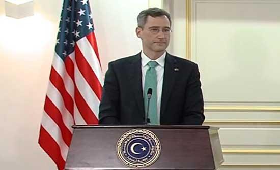 هود : سياستنا في سوريا لا تهدف لتغيير النظام و على سياسيي لبنان تشكيل حكومة فورا