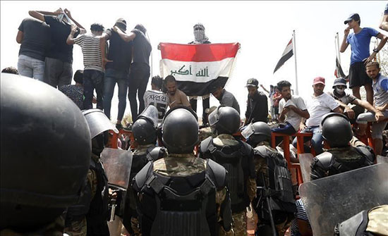 الدفاع العراقية تعيد للخدمة أكثر من 100 ألف جندي مفصول