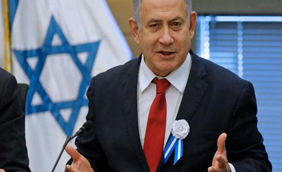"""نتنياهو: أقبل أن يترأس بينيت حكومة """"التناوب"""" بسنتها الأولى"""