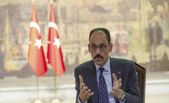 تركيا تدعو الولايات المتحدة لإنهاء دعمها للمسلحين الأكراد ومنظمة غولن