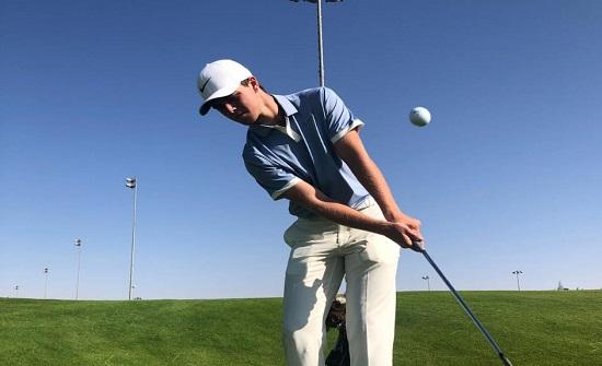 اختتام فعاليات بطولة الجولف المفتوحة للناشئين