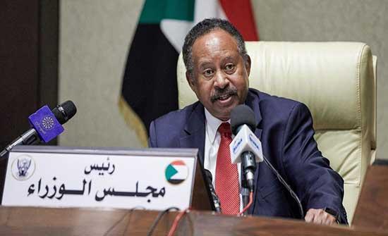 رئيس وزراء السودان: الصراع الحالي ليس بين عسكريين ومدنيين