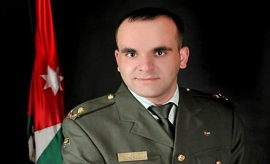 مبارك التخرج للملازم الثاني يزن عياصرة