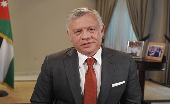 الملك يلقي كلمة في المؤتمر الدولي الثاني لدعم لبنان