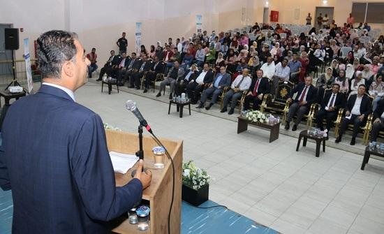 """""""جامعة عمان العربية"""" تكرم الطلبة المتفوقين في الثانوية العامة"""