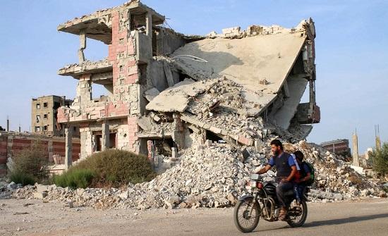توتر غير مسبوق في درعا.. صراع إيراني روسي تحت الرماد