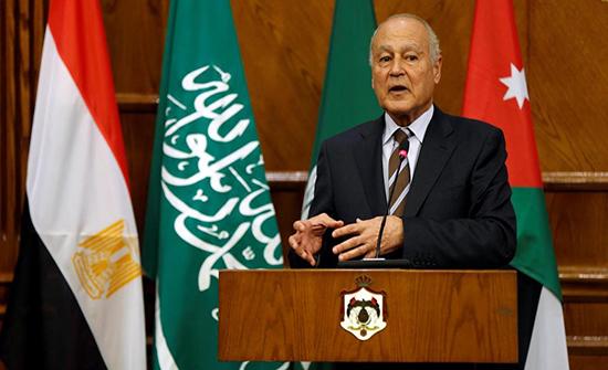 أبو الغيط يبحث مع الأحمد التطورات المتعلقة بإجراء الانتخابات الفلسطينية