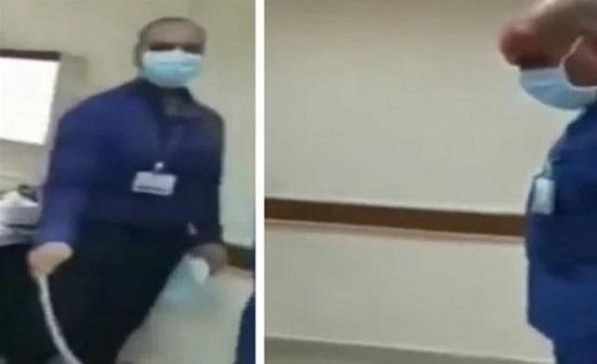 الطبيب المصري المتهم بتعذيب ممرض: الفيديو مفبرك