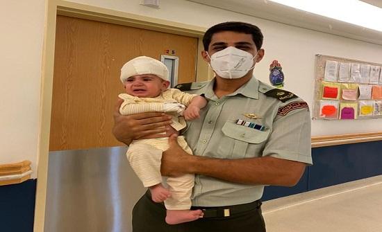 إجراء عملية نادرة لطفل عمره 9 أشهر في مستشفى الأمير هاشم